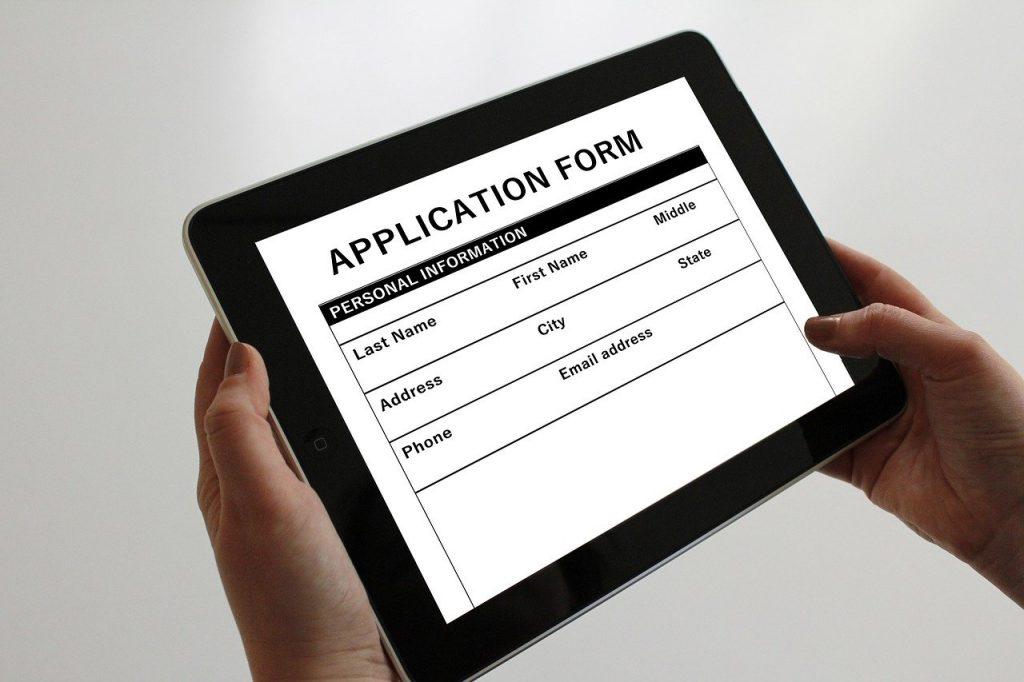 application, request, ipad